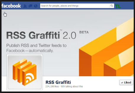 RSS Graffiti Will be Closed
